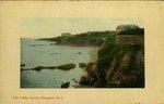 Cliffs, South, Newport, R.I.