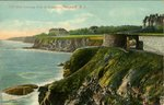 Cliff Walk showing Arch to Breakers, Newport, R.I.