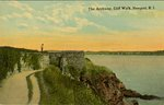 The Archway, Cliff Walk, Newport, R.I.