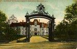 Gateway to Ogden Goelet's Residence, Newport, R.I.