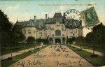 Ochre Court, Residence of Mrs. Ogden Golet, Newport, R.I.