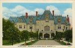 """""""Ochre Court"""", Residence of Ogden Goelet, Newport, R.I."""