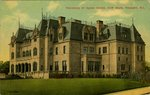Residence of Ogden Goelet, Cliff Walk, Newport, R.I,