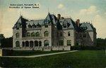 Ochre Court, Newport, R.I. Residence of Ogden Goelet.