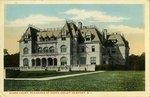Ochre Court, Residence of Ogden Goelet, Newport, R.I.