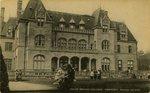 Salve Regina College, Newport, Rhode Island