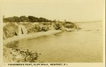 Fishermen's Point, Cliff Walk, Newport, R.I.