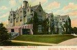 """Wakehurst"" J.J. Van Alen. Newport, R.I."