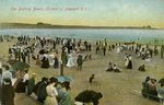 Bathing Beach, (Easton's) Newport, R.I.