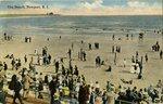 Beach, Newport, R.I.
