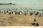 Beach. Newport, R.I.