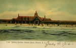 Bathing Pavilion, Eastons Beach, Newport, R.I.