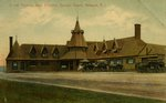 Pavilion, Main Entrance, Eastons Beach, Newport, R.I.
