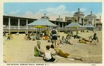 Sun Bathing, Newport Beach, Newport, R.I.