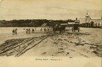 Bathing Beach, Newport, R.I.