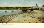 Bathing Beach, Newport, R.I.