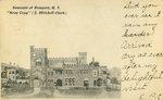 """Souvenir of Newport, R.I. """"Gray Crag"""" (J. Mitchell Clark)"""