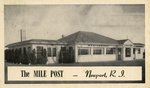 Mile Post - Newport, R.I.