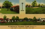 "Floradale Tourist Camp Newport, R.I. ""from Coast to Coast We've Been Their Host"""