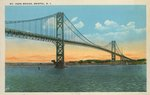 Mt. Hope Bridge, Bristol, R.I.