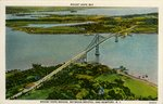 Mount Hope Bridge, between Bristol and Newport, R.I.