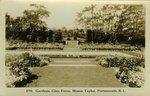 Gardens, Glen Farm, Moses Taylor, Portsmouth, R.I.