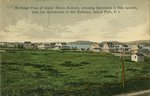 Birdseye View of Cedar Grove Avenue, Showing Spectacle & Hen Islands, Also the Hummocks in the Distance, Island Park, R.I.