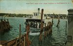 "Ferry Boat ""West Side"" from Tiverton to Portsmouth, R.I."