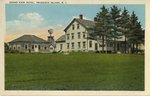 Grand View Hotel, Prudence Island R.I.