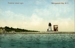 Prudence Island Light, Narragansett Bay, R.I.