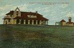 Residence of Walter H. Knight, Chessawanock Island (Hog Island) Narragansett Bay, R.I.