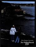 New Student Record 1995 by Salve Regina University