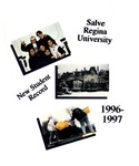 New Student Record 1996 by Salve Regina University