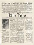 Ebb Tide, Vol. 11 No. 4 (Mar 1958)
